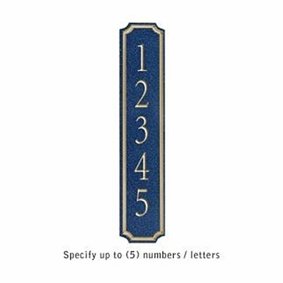 Salsbury 1470CGNS Signature Series Address Plaque