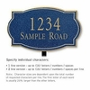 Salsbury 1440CGNL Signature Series Address Plaque