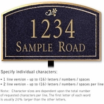Signature Series Commercial Plaques