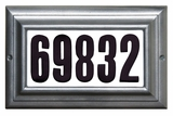 Address Plaques and Numbers by Special Lite
