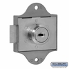 Salsbury 2287 Spring Latch Lock For Aluminum Mailboxes With (2) Keys