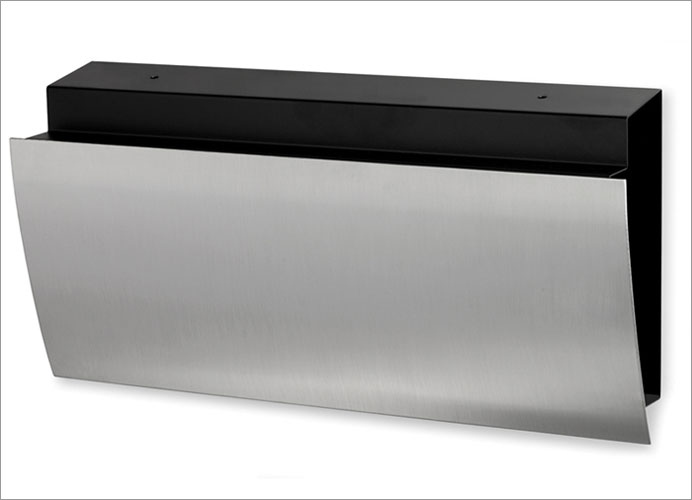 Unique Blomus | Stainless Steel Extra Wide Wall Mounted Stainless Steel  JJ45