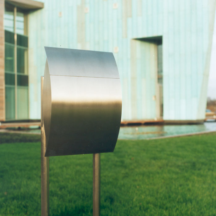 Preferred European Home | Stainless Steel Modern, Contemporary Capella  WG05
