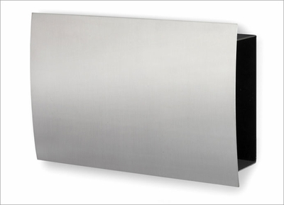 Stainless Steel Newspaper Holder for Mailbox 65123
