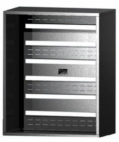Surface Mount Collar - 8 Door High for Double Column 4C Mailbox