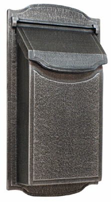 SVC-1002 - Contemporary Vertical Mailbox