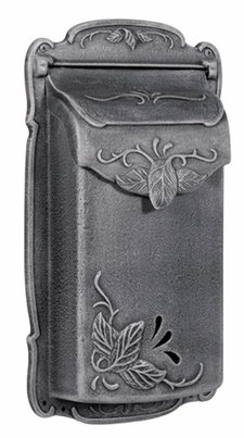 SVF-1001 - Floral Vertical Residential Mailbox