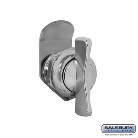 Salsbury 2489 Thumb Latch For Data Distribution Aluminum Boxes