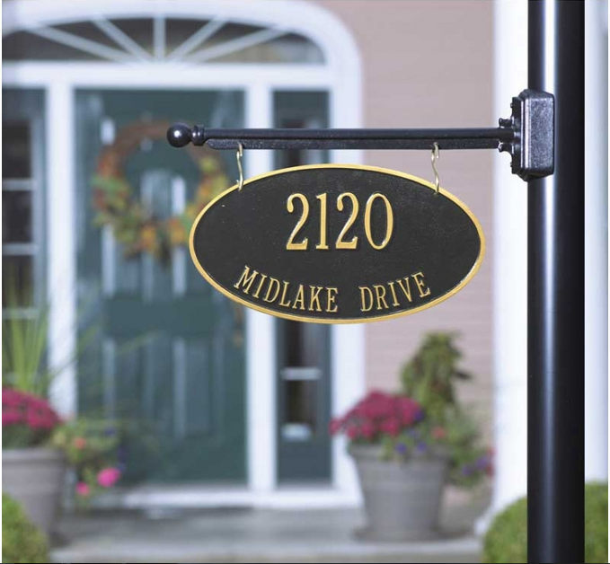 address plaques house number signs address signs - 679×628