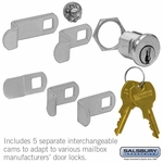 Replacement Locks/Parts for Salsbury Mailboxes