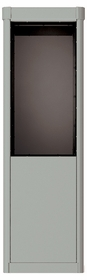 Vario Depot Mail Kiosk - 9 Door High for Single Column 4C Mailbox