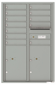 Front Loading 4C Mailboxes | Commercial Mailboxes