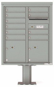 4C Pedestal Mailboxes ADA Max Height