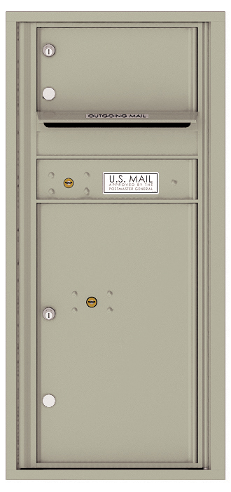 Rear Loading 4c Commercial Mailbox 4cads 01r Auth Florence