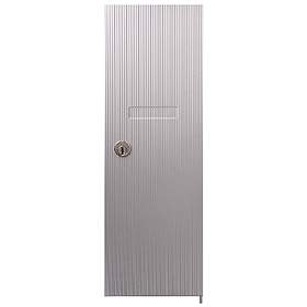 Salsbury 3551ALM Vertical Mailbox Door Standard Replacement Aluminum Finish