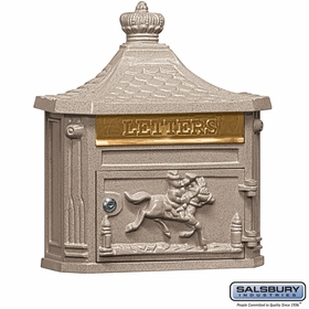 Victorian Locking Mailboxes