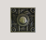 Vine and Trellis design Doorbell