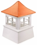 Vinyl Windsor Cupolas