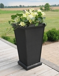 Wellington Patio Planter 28 in. x 16 in.