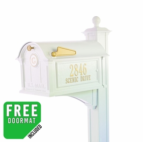 Whitehall Balmoral Mailbox Packages