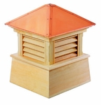 Wood Manchester Cupola