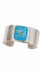 Laceflower Belize Breeze Med Sq. Cuff Bracelet