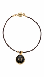 Veronica Buds Black BB Bracelet