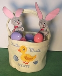 Easter bag free with design