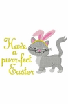 Purrfect Easter