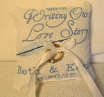 Ring Bearer Pillow