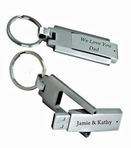32gb USB Flash Drive Keychain