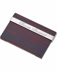 Cherrywood Style Business Card Case