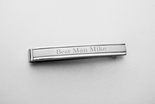Executive Stainless Steel Tie Bar