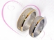 Love Forever Couple's Ring Set