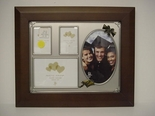 Multi-Picture Graduation Frame
