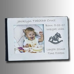 Rocking Horse Baby Photo Album