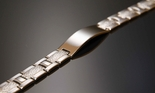 Tusscano Stainless Steel ID Bracelet