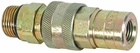 "1/4"" NPT Coupler, Female Hose, Male Block, replaces Meyer 15848C, P/N 1304028C"