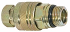 "1/4"" NPT Coupler, Male Hose, Female Block, replaces Meyer 15847C, P/N 1304029C"