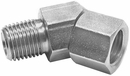 "1/4"" NPT Male 45 º / Female Swivel, replaces Diamond 875220344, P/N 1304140"