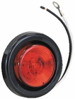 "1 LED Red, 2"" Round Marker Light, Buyers 5622101"