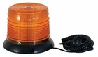 12-30 VDC Quad Flash LED Strobe Light, Amber Lens (low profile) Buyers SL645ALP