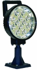 12 LED Clear Flood Light, 360° Swivel, Buyers 1492120