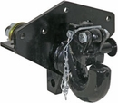 15 Ton Forged Swivel-Type Pintle Hook, Buyers BP125A