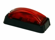 "2-1/2"" Rec. Marker Light, 3 LED Red, Buyers 5622103"