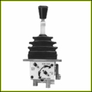 5-way, 3-position, Air Control Valve, Consoles, Brackets and Tubing