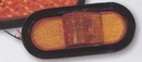 9 LED, Amber, Mid-Turn / Side Marker, Reflector Buyers 5626209