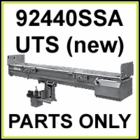 92440SSA (new style) SaltDogg Electric Under Tailgate Spreader Parts