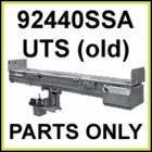 92440SSA (old style) SaltDogg Electric Under Tailgate Spreader Parts