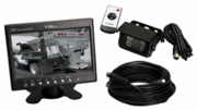 Back-Up Camera System, Color, Nightvision, Audio, Buyers 8881200